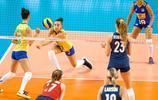 加比26分!2019世界女排聯賽林肯站,巴西3:1力克東道主美國