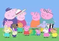 動畫片《小豬佩奇》中文版有哪些細思恐極的細節?