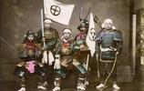 老照片:圖3是100多年前日本鎧甲武士,圖4是1905年發達的紐約!