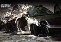 汽車失控衝入田野 5個孩子未系安全帶被甩出喪生 兩成人繫了倖存