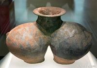西藏博物館史前陶器