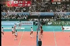 日本女排運動員,被多次欺負到哭!