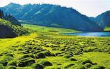 天山大峽谷景區景觀優美,水質清澈是自治區全民健身登山運動培訓基地
