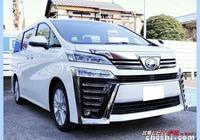 豐田推全新豪華MPV!比埃爾法還帥,配混動+四驅,6月就能買!