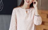 秋季小衫別亂買,能減齡藏肉的8款時髦上有顯瘦百搭,值得購買