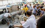 立秋,農村老家大集農村大哥賣的狼青犬1萬多元,為了後代花3百元