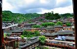 旅行記憶,西江千戶苗寨印象,感受苗寨人家的風情