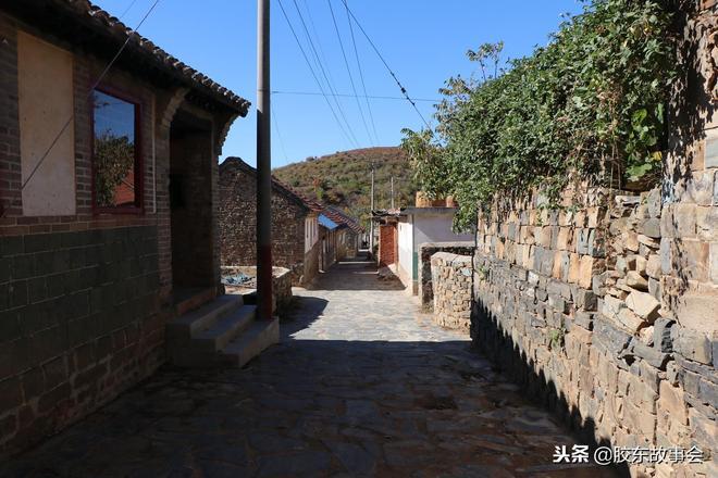 組圖:膠東地區一座辛姓家廟的實景,在海陽小紀鎮境內
