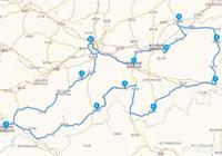 貴州旅行15天黔東南、黔南、黔西南都能走遍嗎?希望得到路線圖?