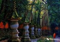 中式大美 | 十大古寺