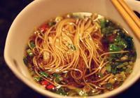 17種湯麵的做法,營養美味,比炒麵好吃多了!