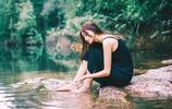 水裡走出來的文藝森女——美空人才庫藝人奔奔nico