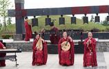 河南2000多年前的青銅編鐘,奏出悅耳動聽的《東方紅》樂曲聲