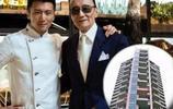 謝霆鋒爸爸謝賢82歲謝賢密會電眼美女,網友:爺爺你也太忙了!