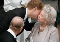 為何英國女王喜歡哈里王子,哈里王子這些動作說明一切