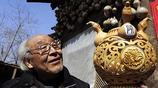 山西八旬老人制作葫蘆,參加過國際博覽會,聯合國都給他頒獎了!