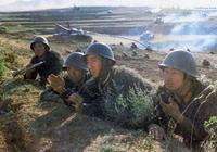 猛烈炮擊過後,邊境反擊戰正式打響,敵方陣地上是怎樣的景象?