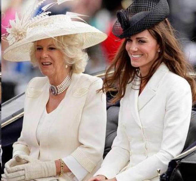 """凱特不喜歡卡米拉的原因,並不只因威廉,是差點""""毀""""她的王妃夢"""