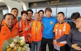 武漢卓爾雖然客場輸給山東魯能,但是仍有不少武漢卓爾球迷接機