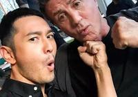 黃曉明霸氣!史泰龍力邀他拍攝《金蟬脫殼2》佔領中國市場!