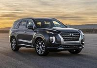 現代全尺寸SUV,軸距3米,車長5米,美國只賣21萬?