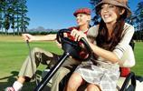 運動圖集:高爾夫球與帥哥美女