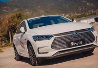 一款真正的純電性能家轎——試駕秦Pro EV超能版