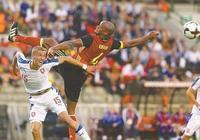 國際足球友誼賽比利時戰勝捷克