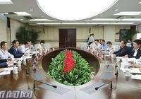 綿陽市與中國人民銀行成都分行舉行座談會