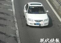 江蘇鹽城:父母讓無證兒子高速上練手:放心,警察端午節放假了