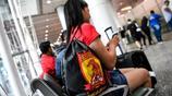 裡皮即將返回中國抵達廣州 球迷早早來到機場等候銀狐歸來