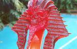 來自南非藝術家的極致逼真3D打印:恐怖木乃伊之死亡面具