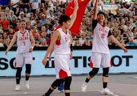 籃球——三人籃球世界盃女子組:中國隊奪冠