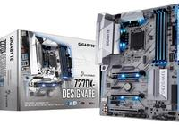 畫風大變,技嘉推出Z270X-DESIGNARE主板