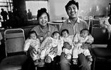 鏡頭下:一個四胞胎家庭17年的全家福,幸福的足跡