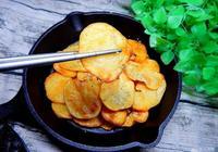 香草烤土豆片的做法