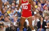 NBA火箭隊史5大中鋒,奧拉朱旺第一,姚明霍華德上榜