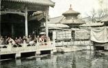 1913年至1914年中國城市上色照片:泰安城牆很高大,圖四天津洋氣