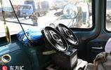 蒙古國53歲大媽到中國跑大車 一年賺10萬
