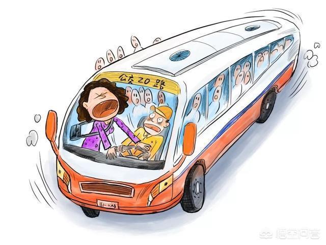 又一起!懷化一女乘客搶奪公交車司機方向盤被刑拘, 你怎麼看?