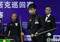 中巡賽寶應站張安達曹宇鵬範爭一晉級32強 方雄慢止步