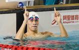 孫楊征戰學生運動會 200米輕鬆破賽會紀錄奪冠