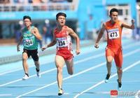 全運會男子4×100米接力大對決 4名深圳選手進入決賽