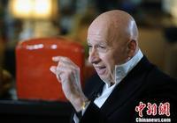 """""""蘭桂坊之父""""盛智文談改革開放:我瞭解和信任中國的體制"""