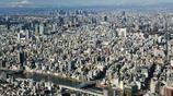 實拍東京,一座巨無霸城市,建築密集度讓人吃驚