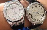 AP愛彼頂級腕錶,滿天星鑲滿了鑽石,亮瞎了我的鋁合金眼