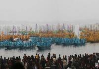全國為什麼只有溱潼會船,形成了撐會船祭祀招魂和送頭篙的習俗?