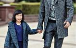 陸毅和女兒貝兒最新寫真你看過嗎?