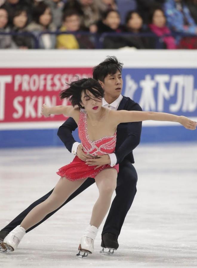 花樣滑冰——世錦賽:隋文靜\/韓聰奪得雙人滑冠軍