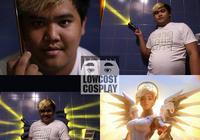 泰國小哥的廉價cosplay新作,居然很傳神